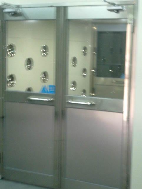 无尘室专用货物风淋室通道