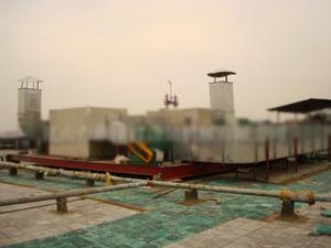 涂装工程-净化送风空调箱和废气处理箱